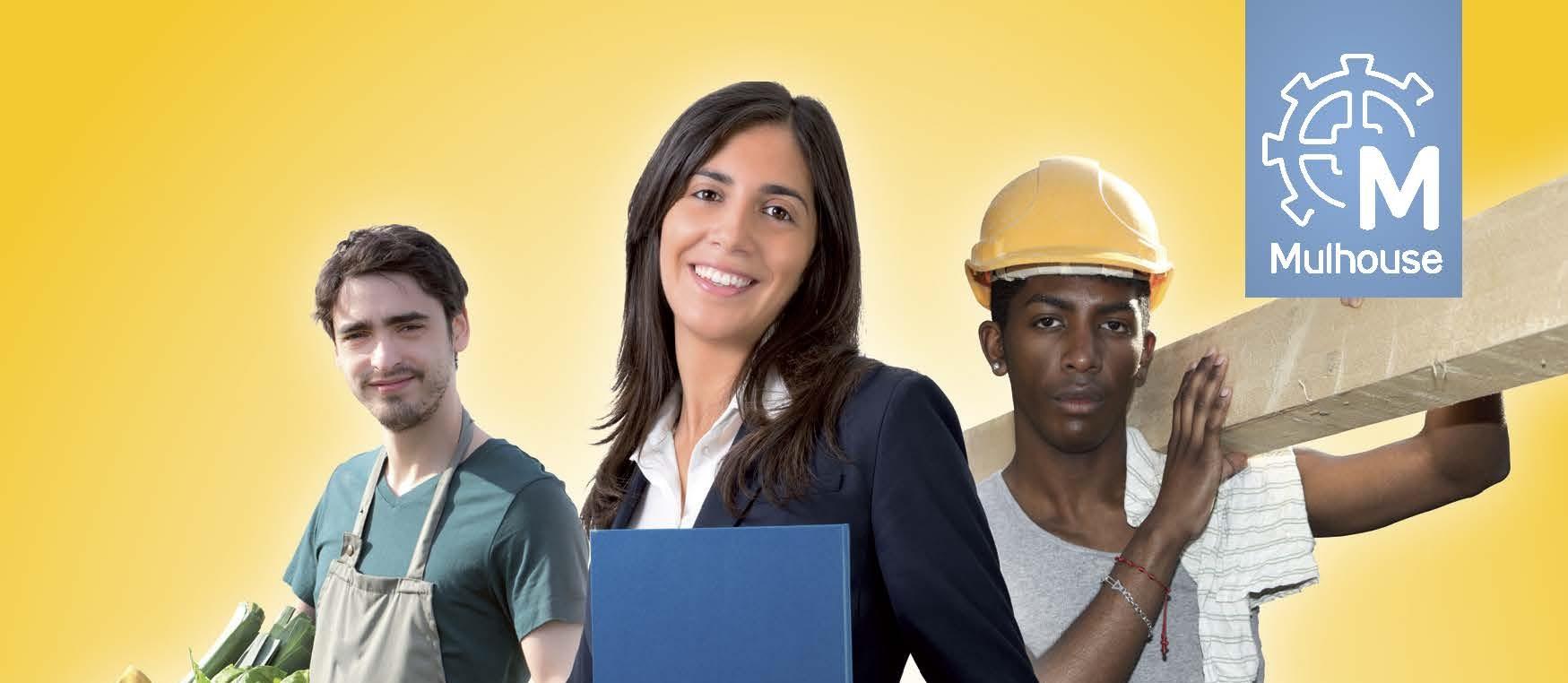 """FACE ALSACE – Participez au forum """"Prêt à l'emploi"""" le 11 décembre"""