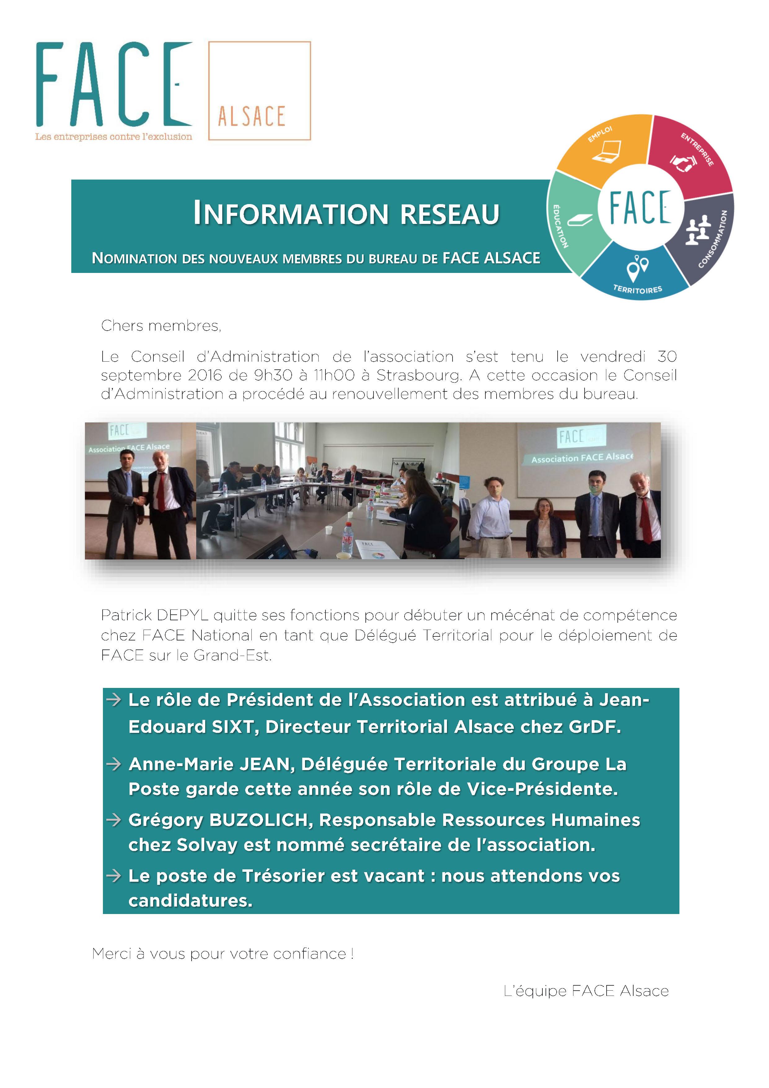 Information Réseau