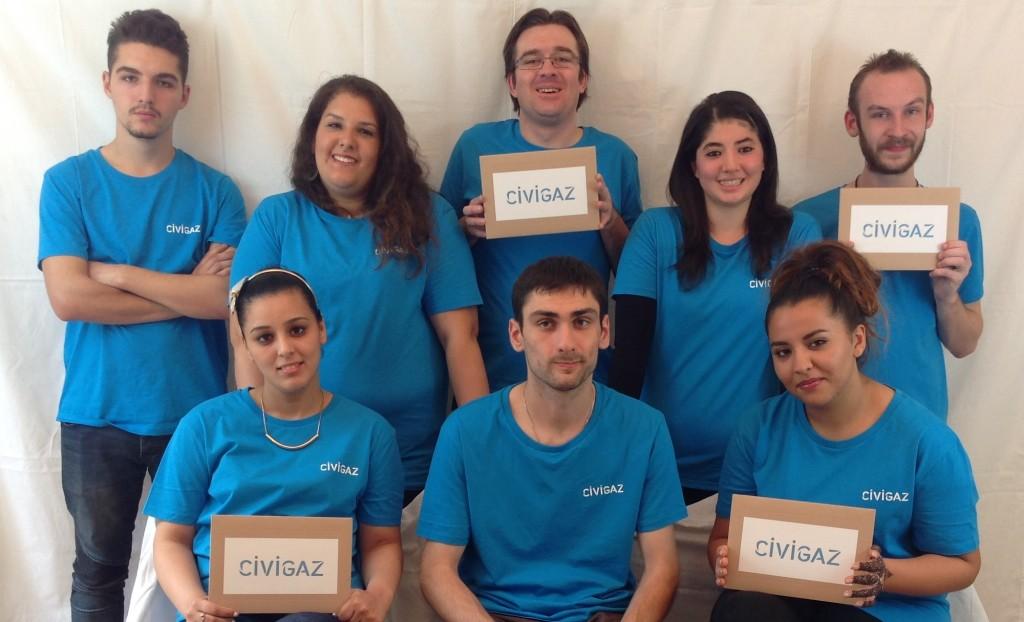 Photo groupe CIVIGAZ 3