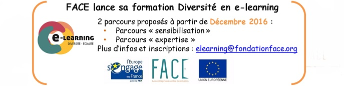 FACE lance une formation Diversité en e-learning