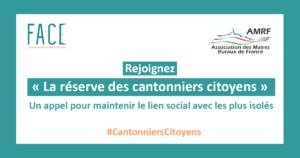 Read more about the article COVID-19 : rejoignez la réserve des cantonniers citoyens !